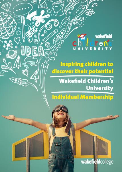 Wakefield College Children S University