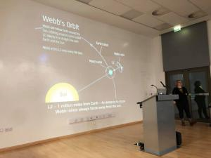 Guest Lecture: A star's life and death and the James Webb Space Telescope